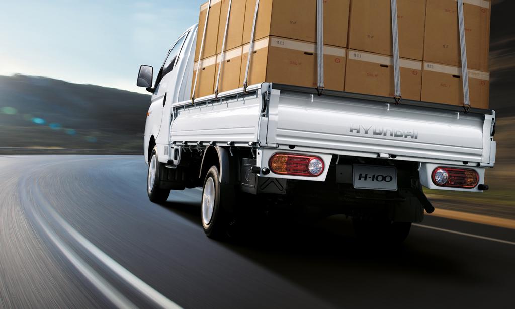 Hyundai Porter H100 xe tải 1.5 tấn mới - Hyundai Việt Trì