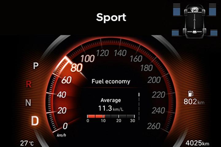 Hyundai Santa Fe 2.2 Dầu - Hình 26